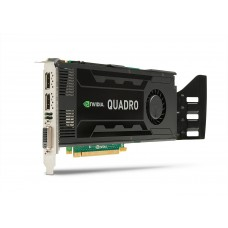 HP Nvidia Quadro K4000 3Gb PCIe 1xDVI 2xDP (Refurbished)
